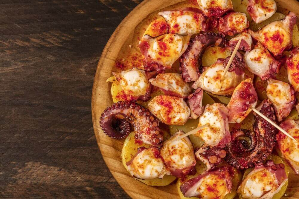 A Delicious Home Recipe for Pulpo Gallego