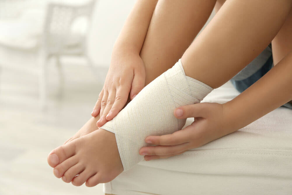 6 Remedies for a Sprained Ankle