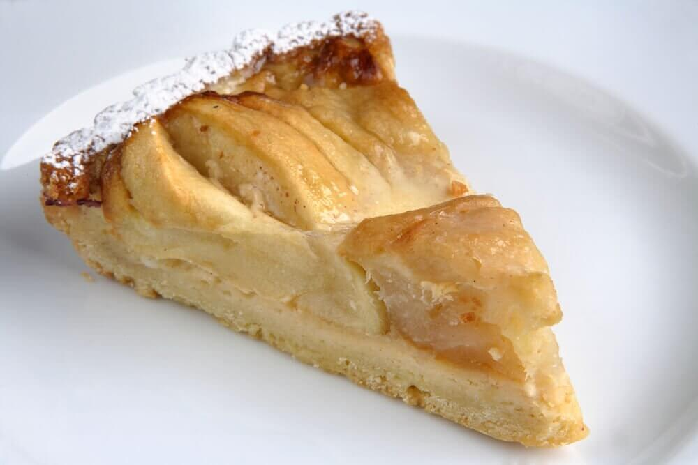 The Easiest Apple Tart Recipe