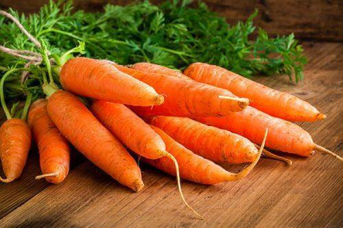 carrots for eggless carrot cake