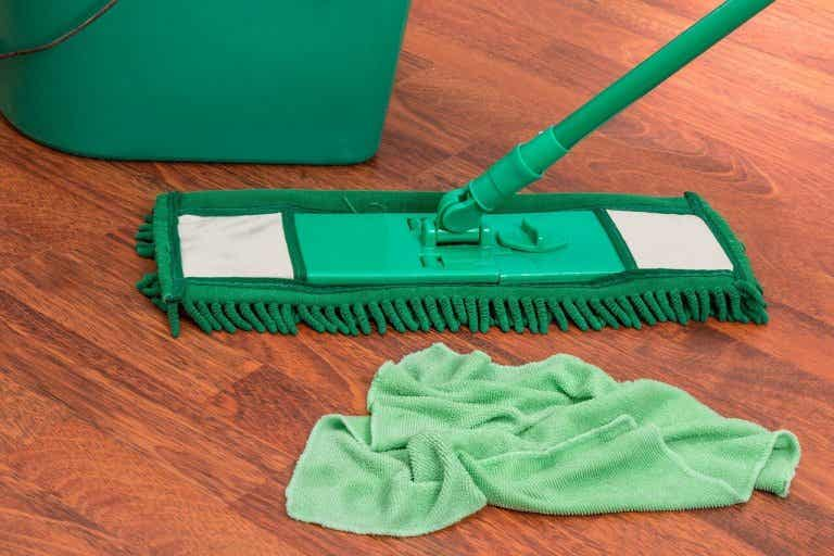 Try This Natural Citrus Floor Cleaner
