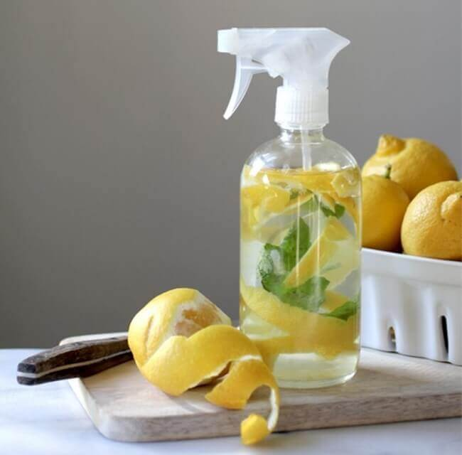citrus floor cleaner