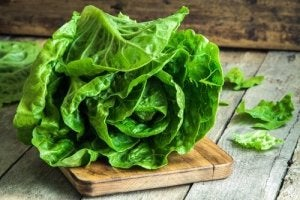 Lettuce for healthy bones