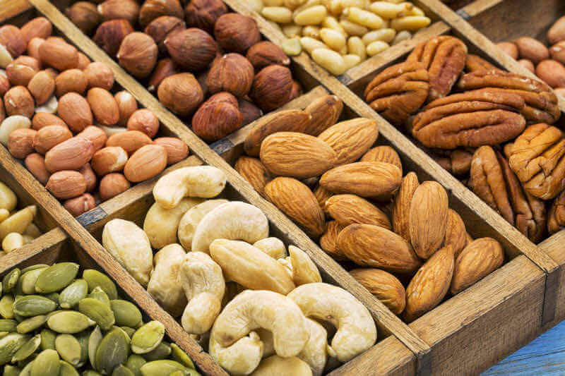recipes with nuts