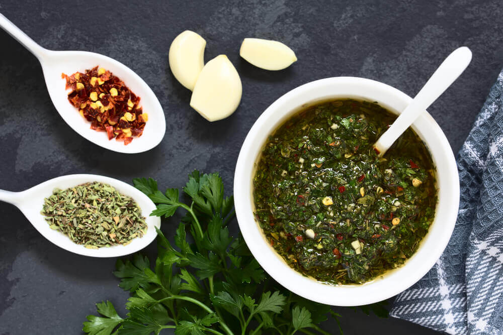 Chimichurri Sauce: A Healthy Dressing