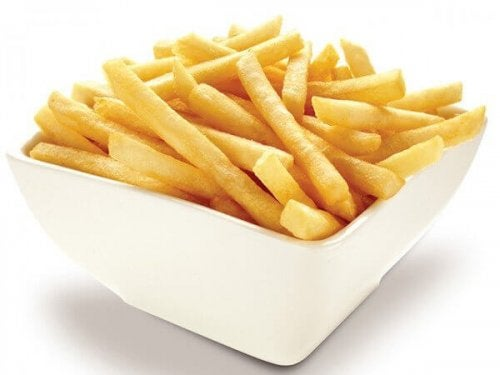 French fries are foods you shouldn't consume