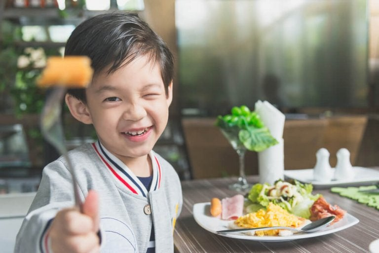 What to Do When a Child Doesn't Want to Eat