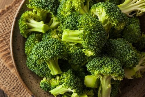 Broccoli is a great vegetable to put in vegetarian nuggets.