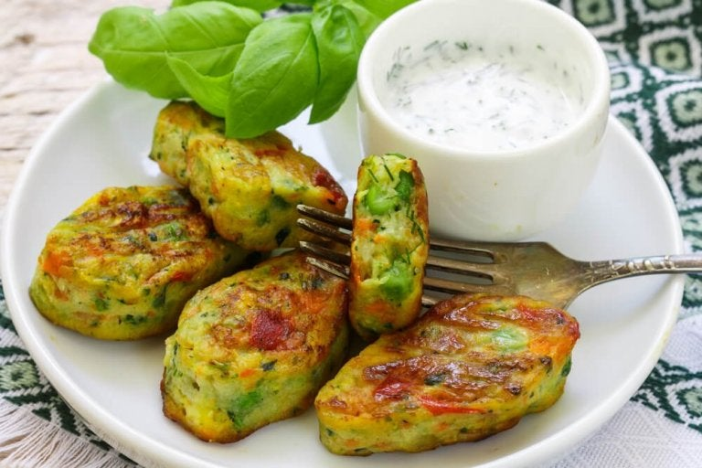 Three Recipes for Vegetarian Nuggets