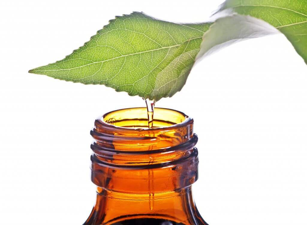 Oregano essential oil.