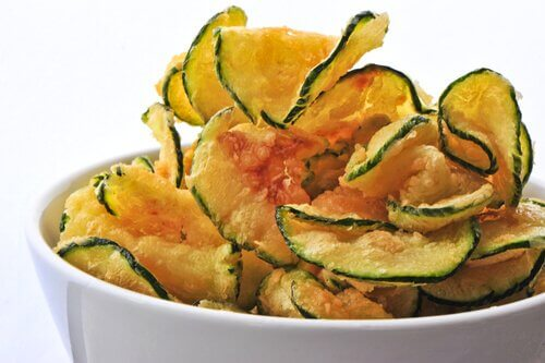 Three Simple Ways to make Vegetable Chips