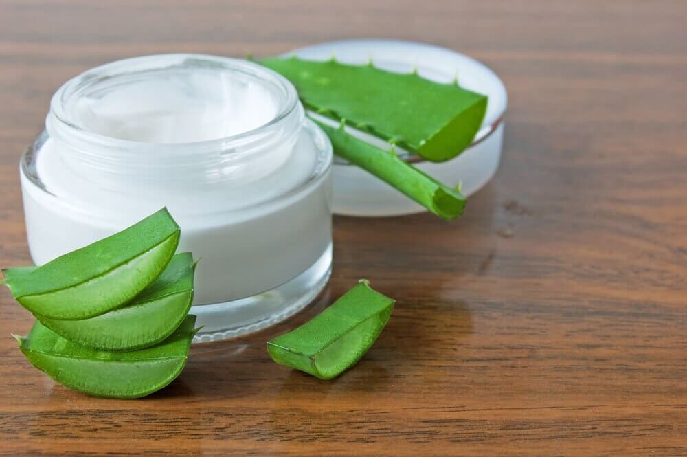 Rejuvenating Aloe Vera Cream