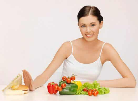 Lose Weight without Dieting: Seven Helpful Changes