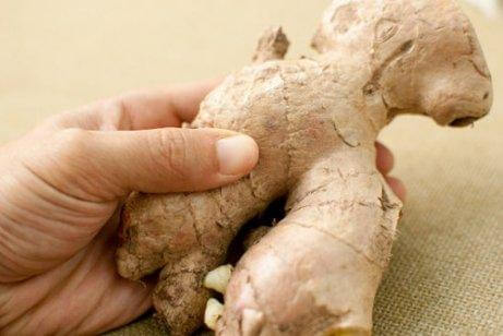 Relieve pain with Ginger