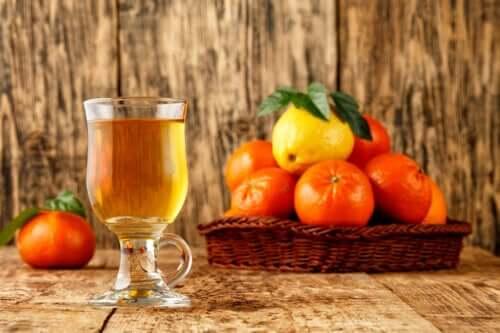 Tangerine Peel Tea: A Remedy to Fall Asleep in 5 Minutes?