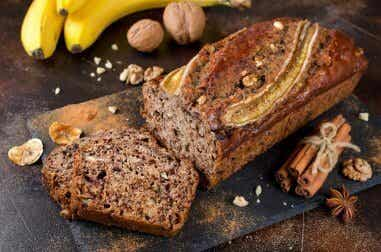 Try this Exquisite Honey and Cinnamon Banana Bread