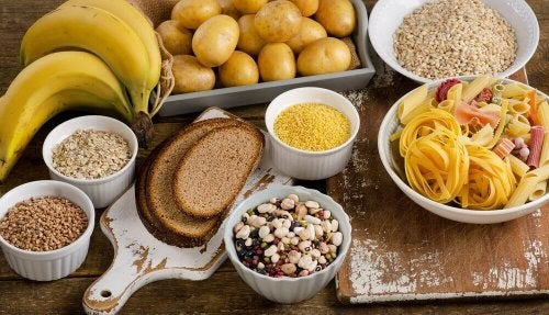 Carbohydrates that can help you gain muscle mass