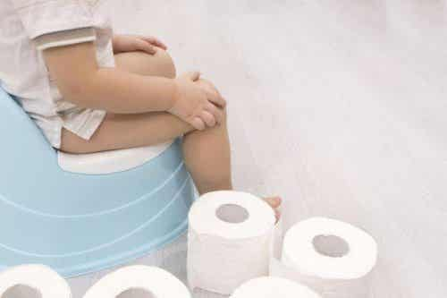 How Your Child Reacts When You Start Potty Training