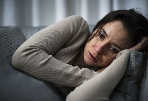 It's common to suffer from depression when dealing with perinatal grief.