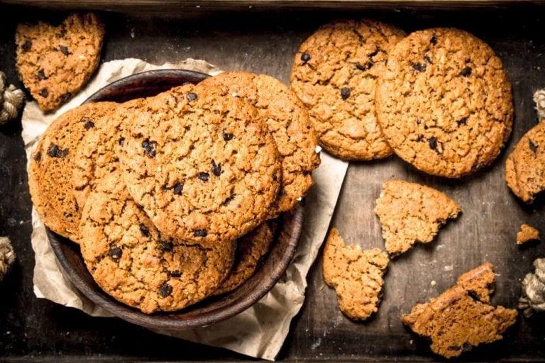 How to Make Unleavened Oatmeal Cookies: Three Recipes