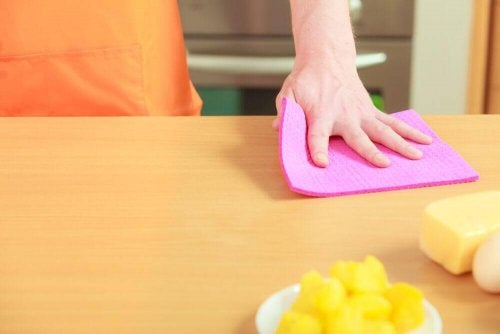 Four Ways to Disinfect Kitchen Towels