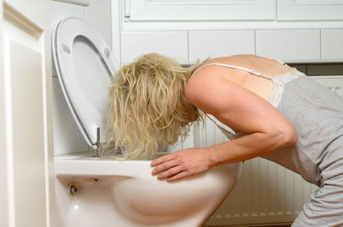 Seven Natural Remedies to Stop Vomiting