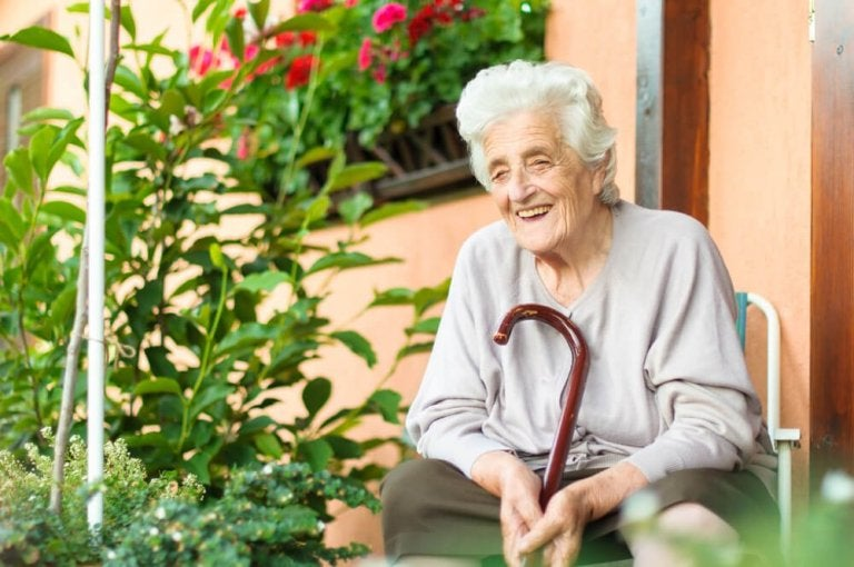 Help an Older Adult Cope with a Disease