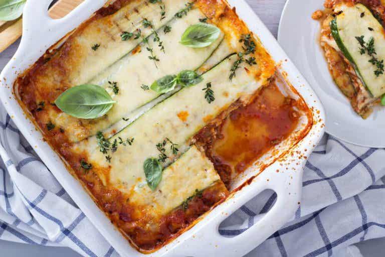 Lasagna without Pasta