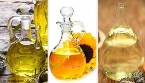 Vegetable oils.