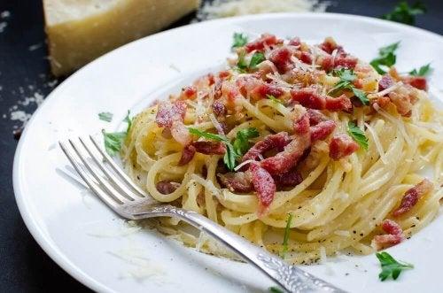 Delicious Spaghetti Carbonara Recipe