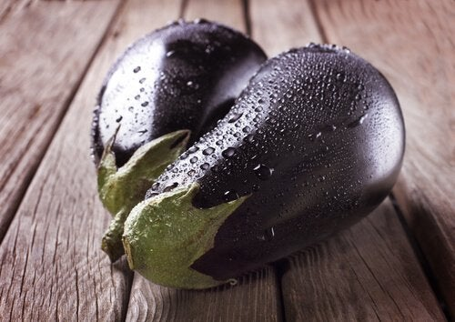 These are two eggplants.