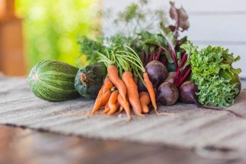 Three Recipes with Seasonal Vegetables