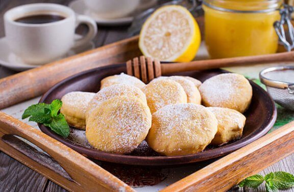 Delicious and Easy to Make Cream Cookies