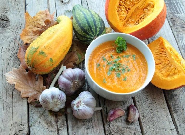 How to Make a Light Pumpkin Soup