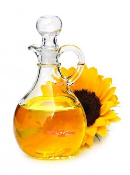 Sunflower oil.