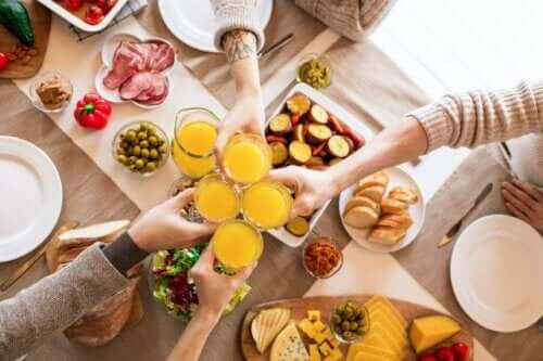 The Four Most Fattening Foods