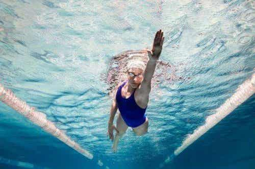 Five Surprising Psychological Benefits of Swimming