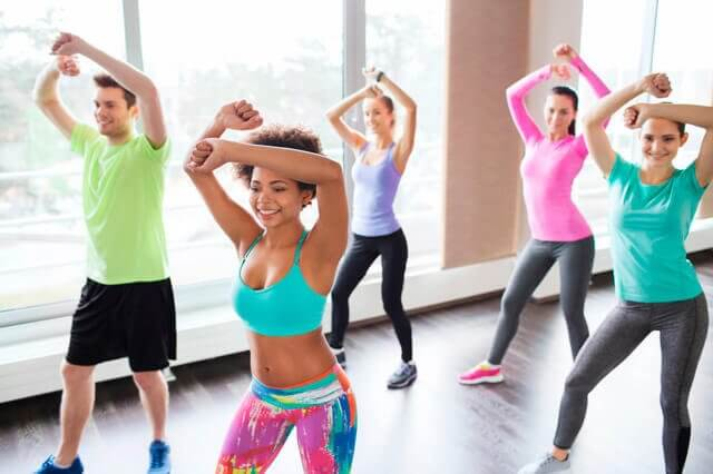 Zumba: The Fun Way to Lose Weight Now