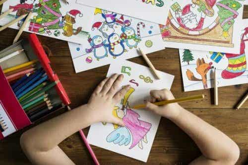 Eight Benefits of Drawing for Children