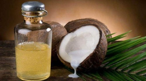 Coconut oil for controlling high cholesterol