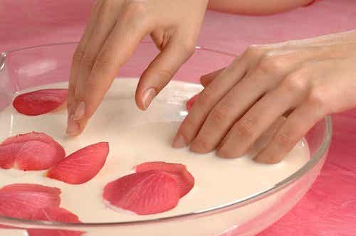 Caring For Your Hands and Feet