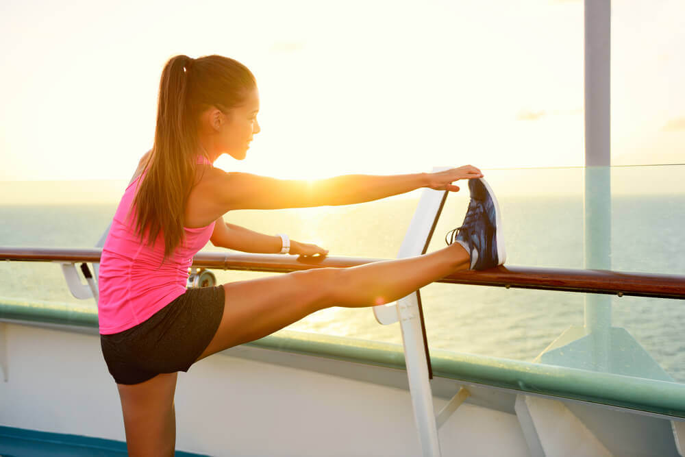 One of exercise's many benefits is that it helps to strengthen your immune system.