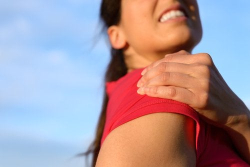 Tendonitis in shoulder