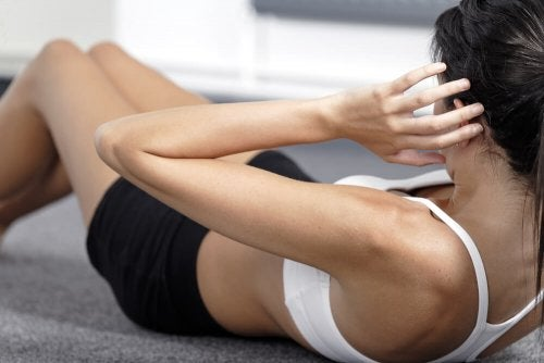 Abdominal Exercises that Take Little Time