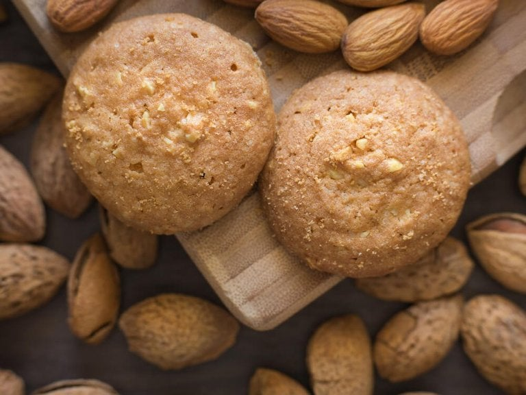 Coconut Almond Cookies: a Quick and Healthy Recipe