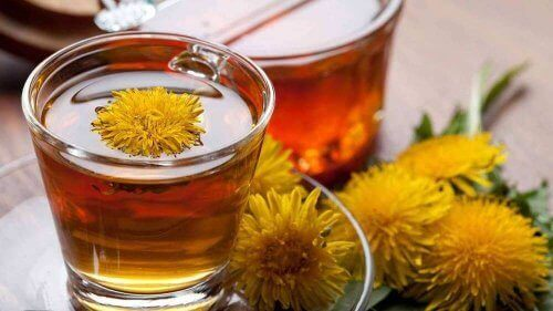 This is dandelion extract.