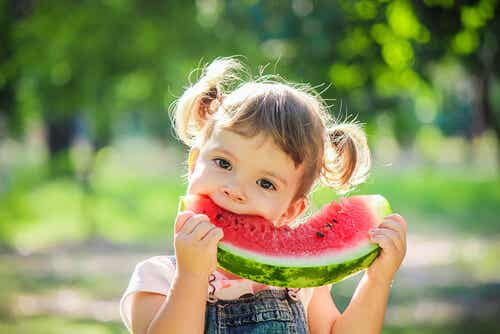Your Child's Diet: Six Foods You Should Include in It