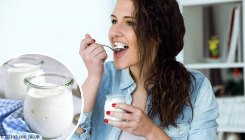 There are many benefits of yogurt, and it gives you lots of nutrients.