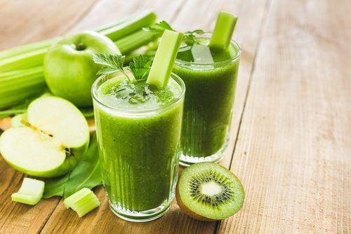 green smoothie truths