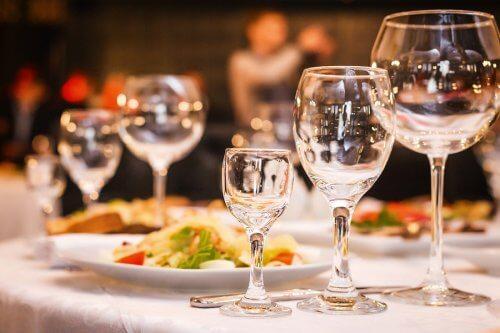 Three Wedding Menu Options for Your Celebration